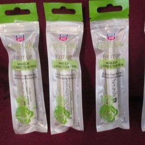 4 Rite Aid Renewal fix it up Makeup Corrector Pen
